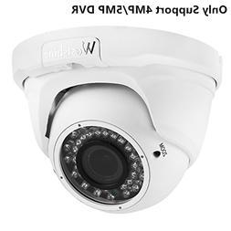 Westshine 4MP Security AHD Camera 2.8mm-12mm Varifocal Lens