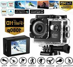 SJ4000 1080P Ultra HD Sport Action Camera DVR Helmet Cam Und