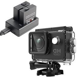 SJCAM SJ4000 1080P Action Camera 12MP Waterproof Underwater