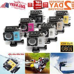 SJ4000 Waterproof HD 1080P Ultra Sport Action Camera DVR Hel