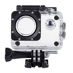 TEKCAM Professional SJ4000 WiFi Waterproof Case Protective C