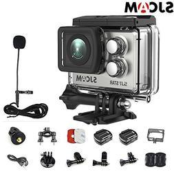 SJCAM SJ7 Star Kit {SJ7 Camera with Accessories, SJCAM Long