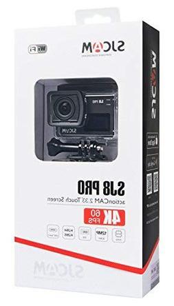 SJCAM SJ8 Pro Real 4k 60fps Water Resistant Action Camera,OL