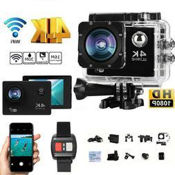 sj9000 4k action camera sport camcorder waterproof