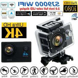 SJ9000 HD 1080P Wifi Waterproof Ultra Sport Action Camera Ca