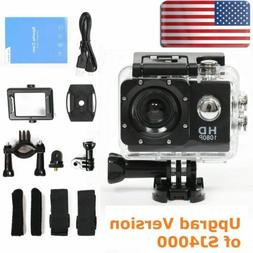 SJ9000 Wifi 4K 1080P Ultra HD 16MP Waterproof 30M Action Cam