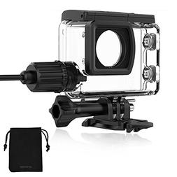 Compatible SJCAM Sj6 Case Genuine Sports Action Camera Water