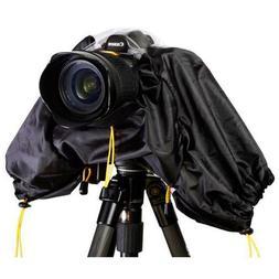 Polaroid SLR Rain Cover Protector For The Sony Alpha NEX-C3,