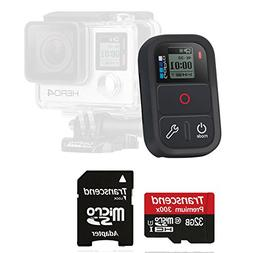 Original GoPro Smart Remote Wifi Waterproof For Hero4 Hero3+