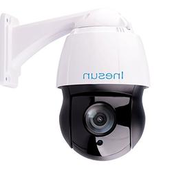 Inesun 1080P High Speed PTZ IP Camera - 18x Optical Zoom Out