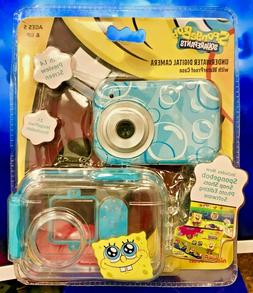 Nickelodeon Spongebob Squarepants Underwater Digital Camera
