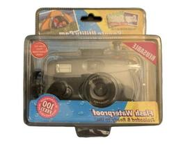 Intova Sports Utility Camera with Flash Waterproof 100 Feet