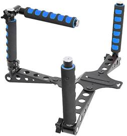 Ivation Pro Steady DSLR Rig System with Shoulder Mount For V