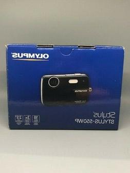 Olympus Stylus 550WP 10MP Waterproof Digital Camera with 3x