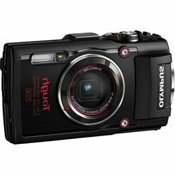 Olympus Stylus TOUGH TG-4 16MP Digital Camera Waterproof Sho