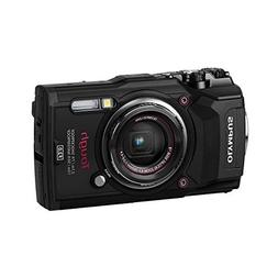 Olympus Stylus Tough TG-5 12MP Digital Point and Shoot Camer