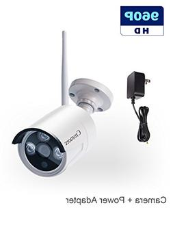 Cromorc 960P Surveillance Bullet Camera Waterproof Outdoor I