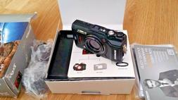 Olympus TG-5 Waterproof Camera with 3-Inch LCD Black NEW