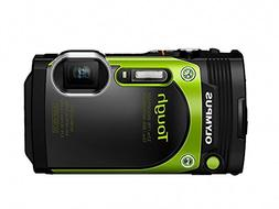 Olympus TG-870 Tough 16MP Waterproof Digital Camera with 5X