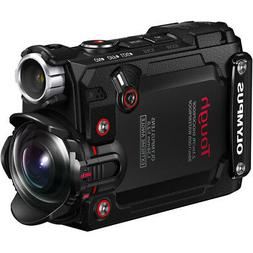 0lympus TG-Tracker Action Camera - Black