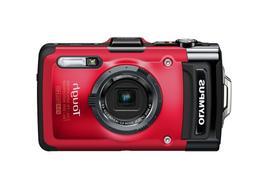 OLYMPUS TG-2 iHS V104120RU000 Red 12 MP Waterproof Shockproo