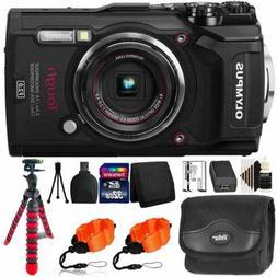 Olympus Tough TG-5 Waterproof Shockproof Digital Camera Blac