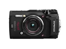 OLYMPUS Tough TG-5 black 12 million pixel CMOS F2.0 15m wate