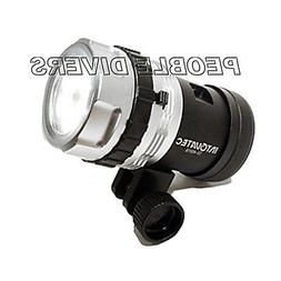 Tovatec Galaxy 2500 Lumens Underwater LED Video Light with C
