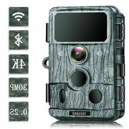 Campark Trail Camera 16MP 1080P Game Wild Hunting Cam IR Nig