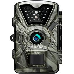 Earthtree Trail Game Camera FHD 1080P Deer Hunting Camera wi
