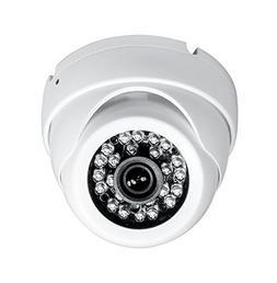 HD 1080P TVI Dome Camera Sinis 2MP Hybrid TVI/CVI / AHD/Anal