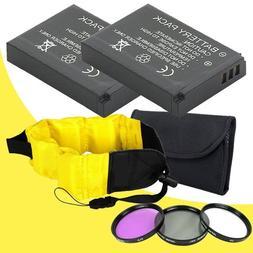Two Pentax K-30 Weather-Sealed 16 MP CMOS Digital SLR Camera