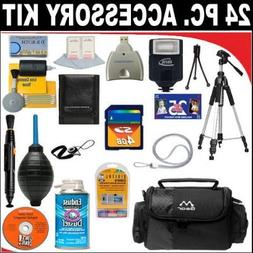 24 PC ULTIMATE SUPER SAVINGS DELUXE DB ROTH ACCESSORY KIT Fo