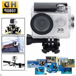 Ultra 4K1080P Waterproof Sport DV WiFi Action Camera Accesso