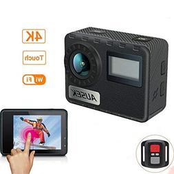 Ocamo Ultra HD 4K WIFI Action Camera 1080p 4K Dual Screen Mi