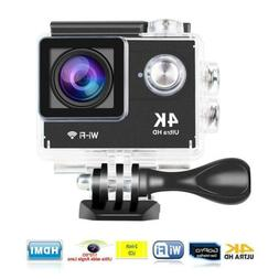 Yuntab Ultra HD 4K Wifi Action Sports Camera 30-Meter Waterp