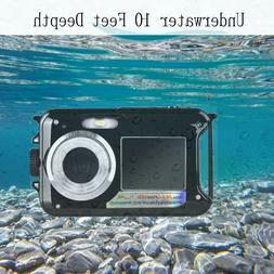 Underwater Camera for Snorkelling 24.0 MP Waterproof Digital