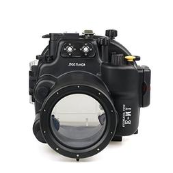 Underwater Case 130FT/40M Camera Waterproof Housing Diving C