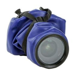 Underwater Camera Cover 130: Canon 77mm, 5D Mark III and 5D