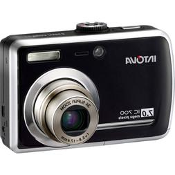 "Intova 7.0MP Underwater Digital Camera with 3"" LCD and Under"