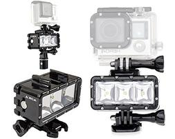 Underwater Waterproof  Light for GoPro Go Pro Hero 4 Hero 3