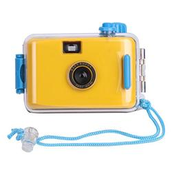 Dabixx Underwater Waterproof Lomo Camera Mini Cute 35mm Film