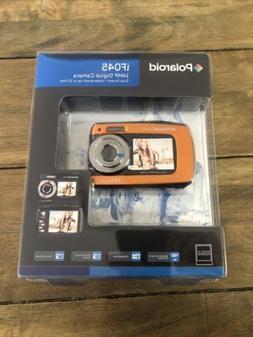 Unopened Polaroid iF045 14mp Digital Camera  Dual Screen