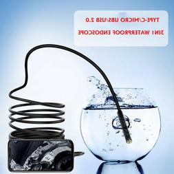 USB Endoscope Waterproof Inspection Camera for Android  Sams