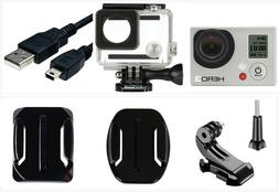 Used GoPro HERO 3 White 1080P 5MP HD Camera Camcorder Wi-Fi