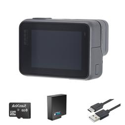 Used GoPro HERO 5 Black Waterproof Action 4K Ultra HD Camera