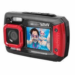 Vivitar V090 18 Mega Pixel Selfie Dual Screen Waterproof Dig