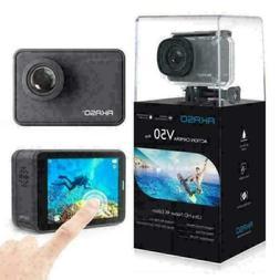 AKASO V50 Pro Action Camera 4K 30fps 20MP Camcorder Touch Sc