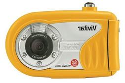 Vivitar VIVICAM-6200W 6.0 MegaPixel Underwater Camera with 4
