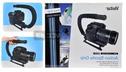 Vivitar VPT200 Sports Action grip for Camera and Camcorder